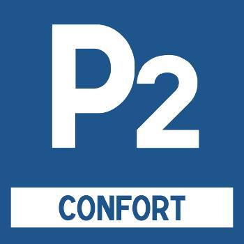 Abonnement Annuel P2 Confort