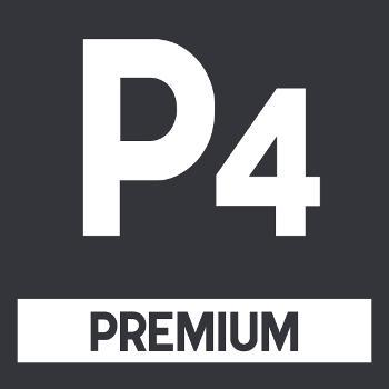 Abonnement annuel P4 Premium